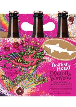 DOGFISH Dragons & YumYums Pale Ale Kiste 24 x 355 ml / 6.5 % USA