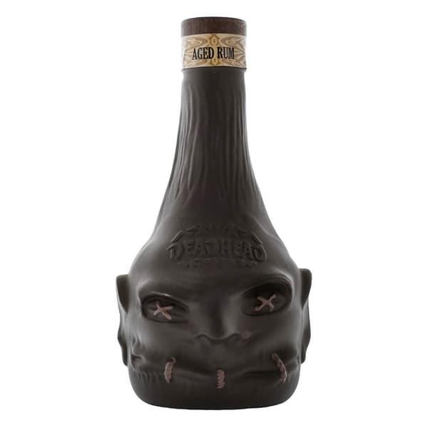 DEADHEAD Schrumpfkopf Rum 70 cl / 40 % Mexiko