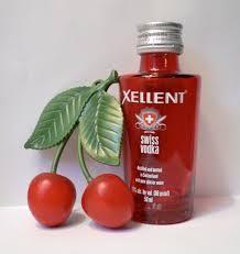 XELLENT Swiss Premium Vodka Miniature 5 cl / 40 % Schweiz