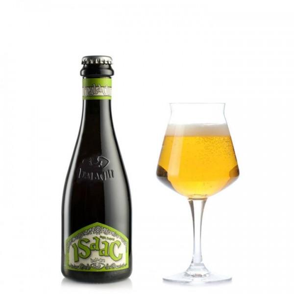 Birra BALADIN ISAAC Blanche Belgian Wit Bier 330 ml / 5 % Italien