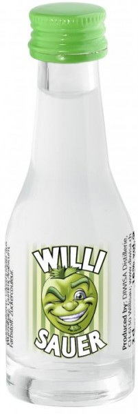 Willi Shot Sauer 2 cl / 16 % Schweiz