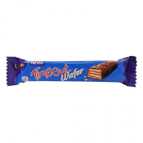 Cadbury Time Out WAFFER 20 Gramm UK
