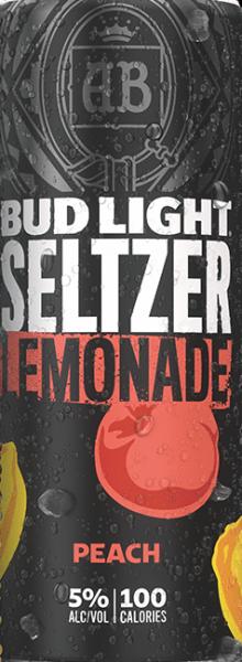 Bud Light Hard Seltzer LEMONADE PEACH 355 ml / 5 % USA
