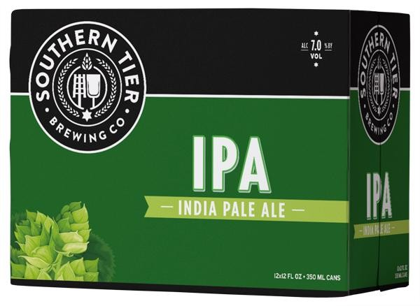 SOUTHERN TIER IPA Indian Pale Ale Case 24 x 355 ml / 7.2 % USA