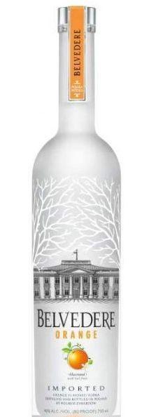 Belvedere ORANGE Premium Vodka 70 cl / 40 % Polen