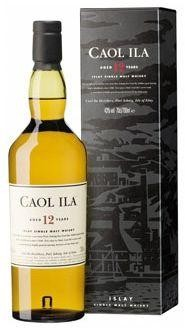 CAOL ILA 12 Years ISLAY Single Malt Scotch Whisky 70 cl / 43 % Schottland