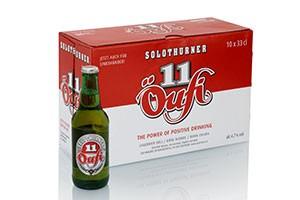 Solothurner Öufi 11 Lager Bier 330 ml / 4.7 % Schweiz