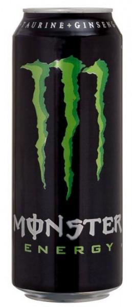 MONSTER Energy Drink 500 ml UK