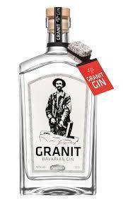 GRANIT Bavarian Gin 70 cl / 42 % Deutschland