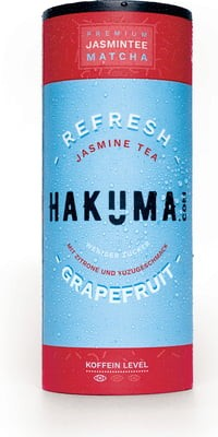 HAKUMA REFRESH Premium JASMINTEE CartoCan 235 ml Österreich