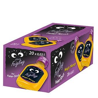 Kleiner Feigling Fancy Flavours Magic Mango Shot BOX 20 x 2 cl / 15 % Deutschland