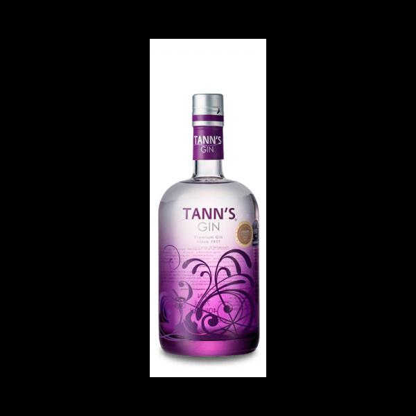 TANN'S Dry Gin 70 cl / 40 % Spanien