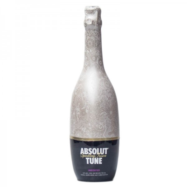 Absolut TUNE Sparkling Fusion V2 Special Edition 70 cl / 14 % Schweden