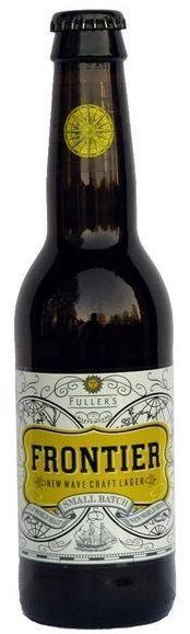 Fuller's FRONTIER Craft Lager 330 ml / 4.5 % UK