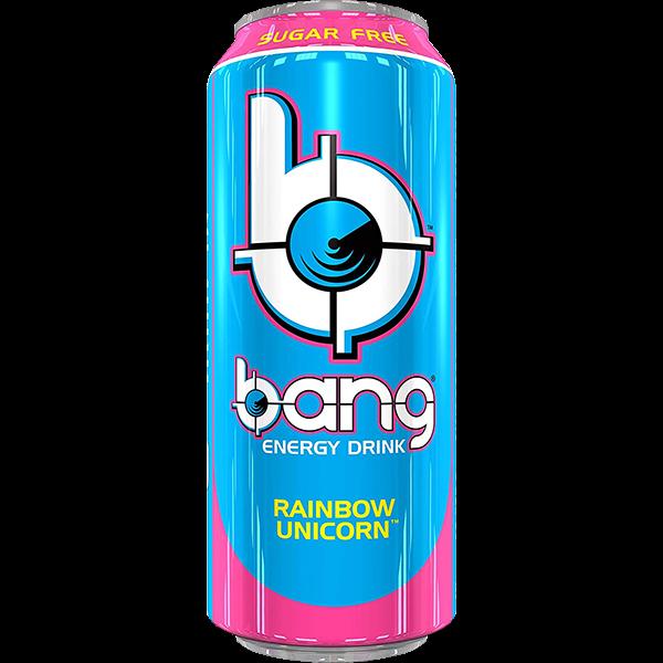Bang Energy RAINBOW UNICORN Sugar Free 500 ml USA