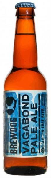 Brew Dog VAGABOND Glutenfree Pale Ale 330 ml / 4.5 % Schottland