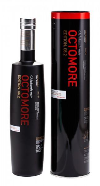 Bruichladdich OCTOMORE 06.2 French Limousin Oak Single Malt Scotch Whisky 70 cl / 58.2 % Schottland