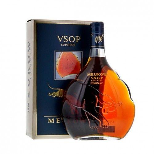 Meukow V.S.O.P Superior Cognac 70 cl / 40 % Frankreich