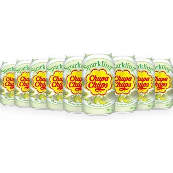 Chupa Chups MELON Kiste 24 x 345 ml Korea