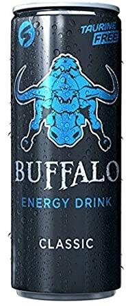 BUFFALO Classic Energy Drink 250 ml Holland