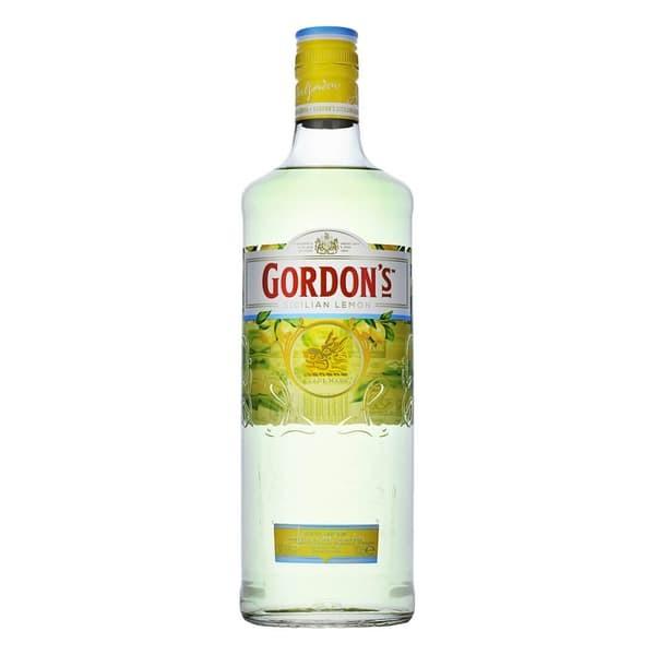 Gordon's SICILIAN LEMON Gin 70 cl / 37.5 % UK