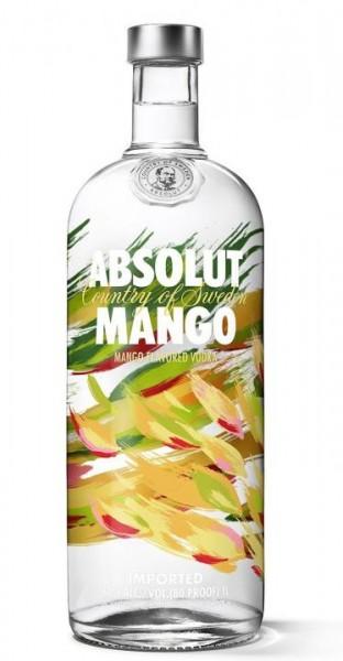 Absolut Vodka MANGO 70 cl / 40 % Schweden