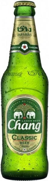 Chang Beer 320 ml / 5 % Thailand