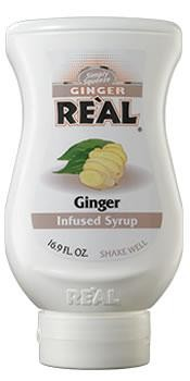 REAL GINGER Creme - Gingercreme 500 ml USA
