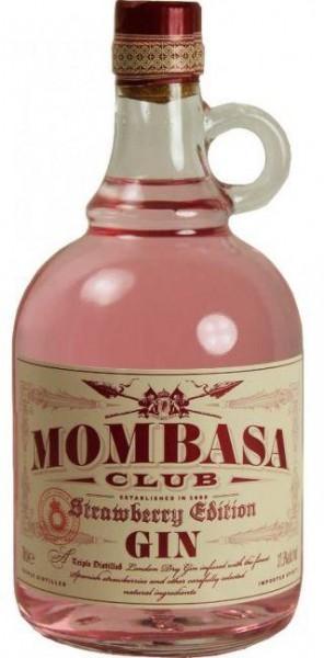Mombasa Club Gin Strawberry Edition 70 cl / 37.5 % UK
