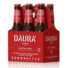Estrella DAURA Glutenfreies Bier 24 x 330 ml / 5.4 % Spanien