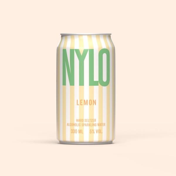 NYLO Hard Seltzer LEMON Kiste 24 x 330 ml / 5 % Schweiz