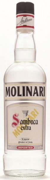 Molinari Sambuca Extra 70 cl / 40 % Italien