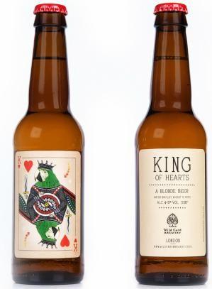 Wild Card Brewery JOKER an Englisch Lager 24 x 330 ml / 4.4 % UK