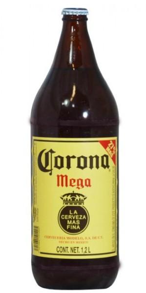 Corona MEGA 1.2 Liter / 4 % Mexiko