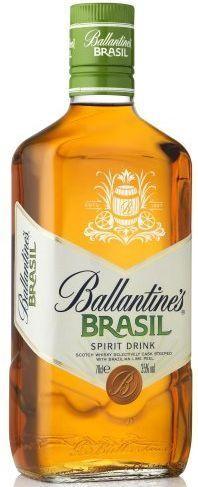 Ballantine's BRASIL Flavored Whisky 70 cl / 35 % Schottland