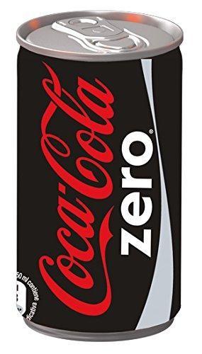 Coca Cola ZERO Minidose 150 ml Frankreich