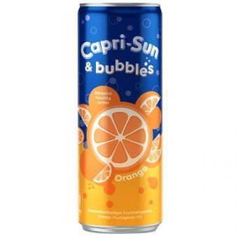 Capri Sun & bubbles ORANGE 330 ml Deutschland