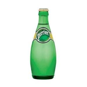 Perrier Wasser Glas 330 ml Frankreich