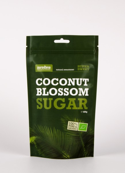 Purasana Superfood COCONUT BLOSSOM Sugar 300 Gramm