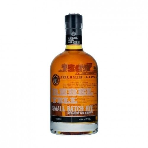 REBEL YELL Small Batch RYE Whiskey 70 cl / 45 % USA