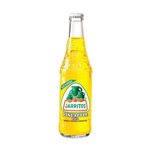 JARRITOS Pineapple natural flavor soda 370 ml Mexiko