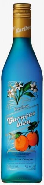 Karibso Curacao Bleu Likör 70 cl / 24 % Schweiz