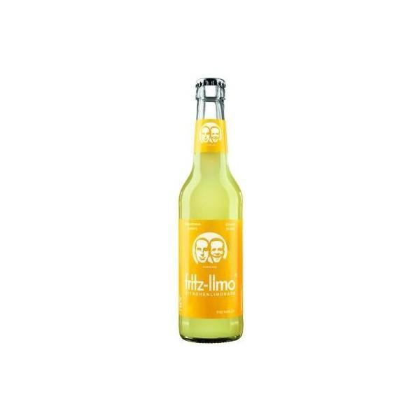 fritz-limo Zitronenlimonade 24 x 330 ml Deutschland