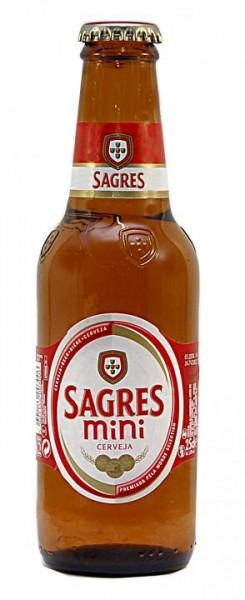 Sagres Mini 250 ml / 5 % Portugal