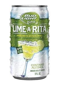 Bud Light LIME-A-RITA 236 ml / 8 % USA