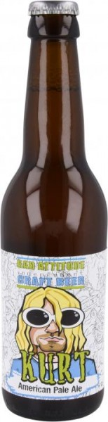 Bad Attitude KURT American Pale Ale / 4.5 % Schweiz