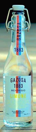 GAZOSA 1883 LIMONE Bügelflasche 20 x 350 ml Schweiz