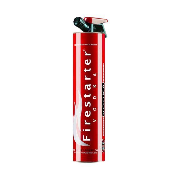 FIRESTARTER Vodka 70 cl / 40 % Moldawien