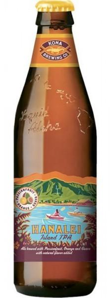 Kona Hanalei Island IPA 355 ml / 4.5 % Hawaii