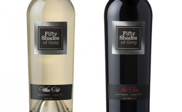 Fifty Shades of Gray WHITE SILK White Wine 75 cl / 13.5 % USA
